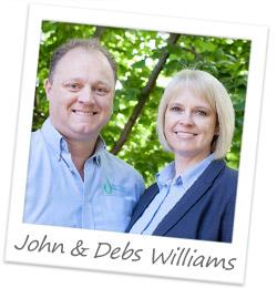 John and Debs