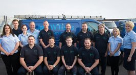 The team at John Williams Heating Services